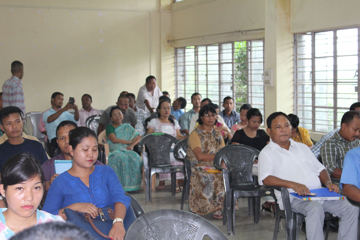 DDCMC meeting on October 2016