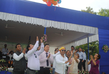South West Garo Hills inauguration